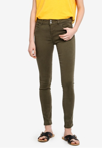 e17cf5b9870c Shop OVS Push Up Super Skinny Jeans Online on ZALORA Philippines