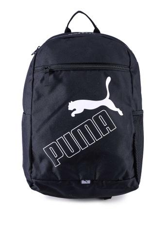 PUMA black Puma Phase Backpack Ii B0965ACD8631FCGS_1