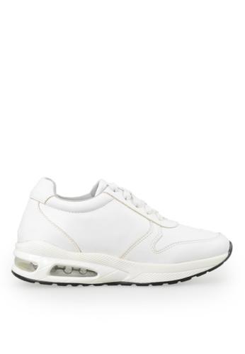 Footspot white FOOTSPOT - Casual Sneakers 8E9C1SH3C114D3GS_1