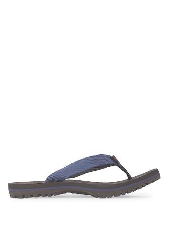 JAVA SEVEN black JAVA SEVEN Shoes Bernardi Black Men's T-Strap Outdoor Sandal JA154SH49ILEID_1
