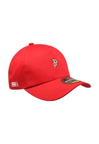 Snapback red Snapback Topi Baseball Dewasa Red Bordir Mini 4AB24AC95CCDBCGS_1