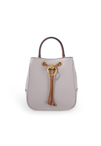 Esfolar beige Esfolar Bucket Bag (EA190022) 80A7AAC6265D81GS_1