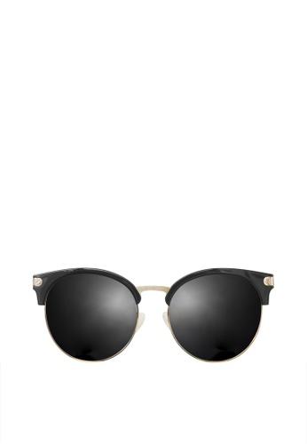 Carin black Ronen C1 Sunglasses 5AEDAGLC8267F1GS_1