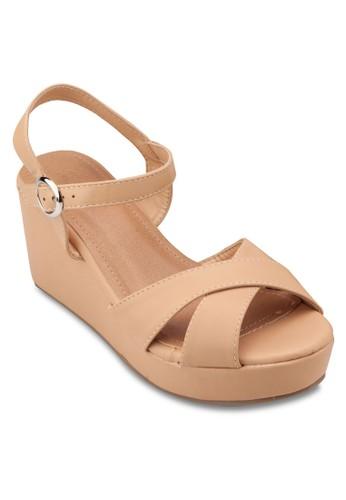 Dreamtime Wesprit outlet尖沙咀edges, 女鞋, 楔形涼鞋