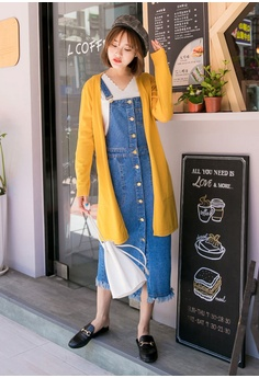 dbd5946f018 37% OFF Tokichoi Longline Cardigan RM 109.00 NOW RM 68.90 Sizes One Size