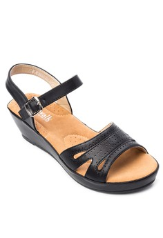 Jamie Wedge Sandals