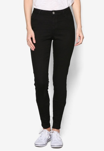 Dorothy Perkins black Black Skinny Jeans DO816AA71FCEMY_1