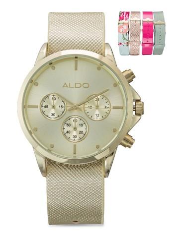 Skeresprit 手錶ry 三指針圓框錶, 錶類, 飾品配件