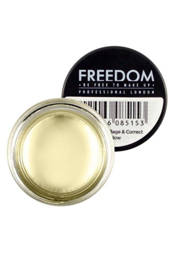 Freedom Makeup Pro Camouflage & Correct - Yellow FR785BE87FQISG_1