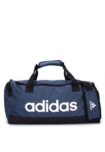 ADIDAS navy essentials logo duffel bag extra small C2F02ACF07E815GS_1