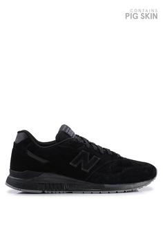 b0912689b6e New Balance black 840 Premium Classic Shoes 70A10SH1357C62GS 1