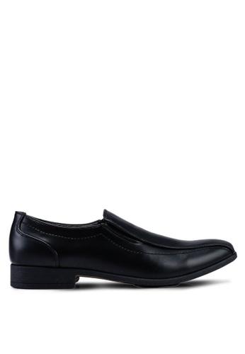 Bata black Business & Dress Shoes 282C3SH5E0CA0EGS_1