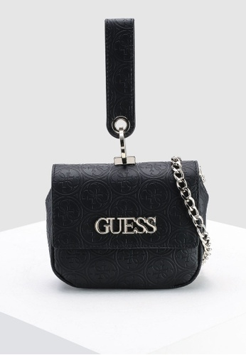 Buy Guess Heritage Pop Mini Crossbody Flap Bag Online on ZALORA ... af8b47e464308