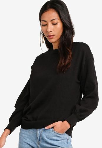 Basic Oversized Knit Sweater
