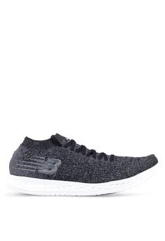 f937b83e0fd New Balance black Zante Solas Fresh Foam Shoes E1AA4SHC2A0536GS 1