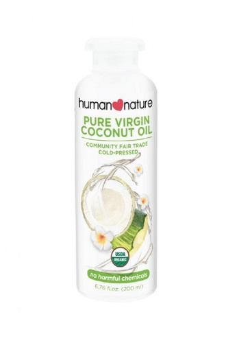 Human Nature Human Nature 100% Natural Pure Virgin Coconut Oil 7E6BEES0365CE6GS_1