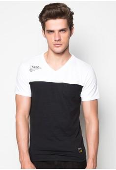 V-neck T-shirt Slim Fit