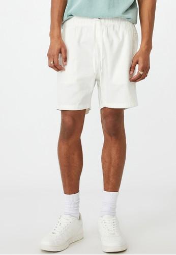 Cotton On white Easy Short 3725AAAA6FA43CGS_1