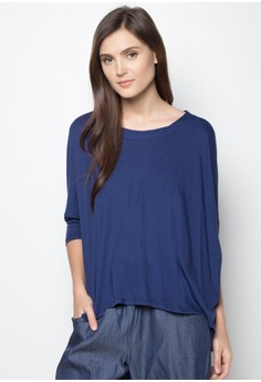 Abbey Quarter Sleeves Top