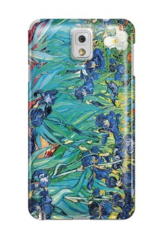 Irises Matte Hard Case for Samsung Galaxy Note 3