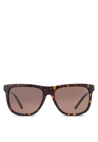 玳瑁方形太陽眼鏡, esprit 香港飾品配件, 飾品配件