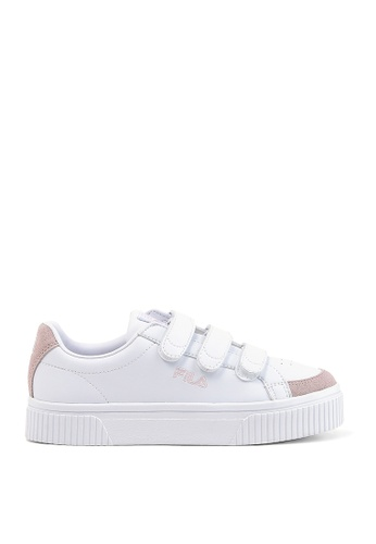 FILA white Classic FILA LOGO Sneaker 58E61SH9AC5766GS_1