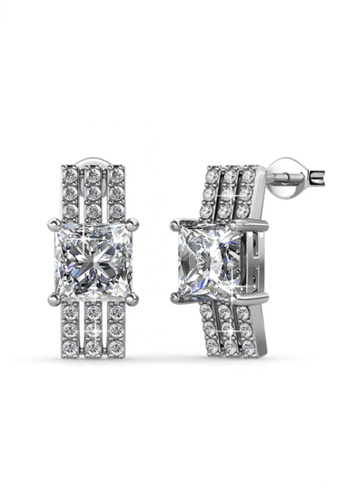 Her Jewellery silver Her Jewellery Luxe Earrings with 18K Gold Plated HE210AC84CEDSG_1