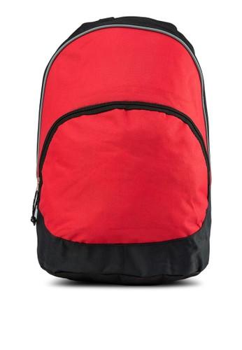 亮esprit服飾色帆布後背包, 包, 飾品配件