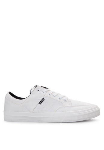 SONNIX white Duros  Q217 Lace Up Sneaker Shoes SO490SH06WAZPH_1