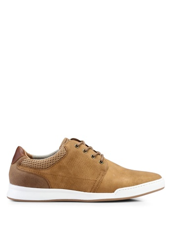 Bata brown Smart Casual Shoes E476DSH55FBD0CGS_1