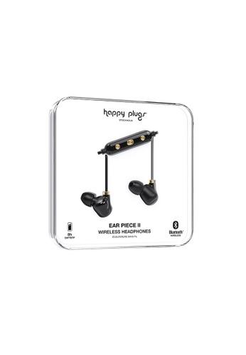happy plugs black and gold Happy Plugs Ear Piece II Wireless - Black/Gold 39454AC03E87CDGS_1
