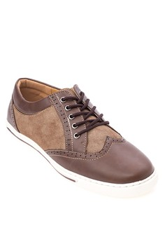 Sampson Lace up Sneakers