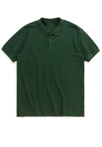 Twenty Eight Shoes Simple Casual POLO Shirt 1001S20 F1CD2AAFB633EAGS_1
