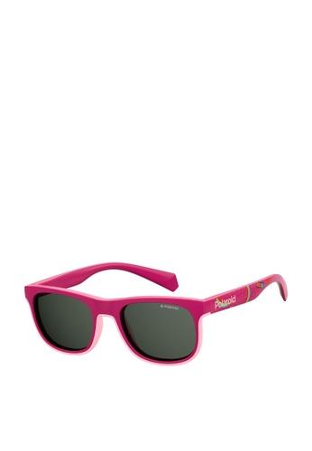Polaroid Kids pink 8035/S Sunglasses B41ACKC25BE483GS_1
