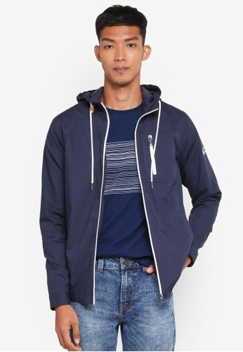 Only & Sons blue Galtan Hoodie Jacket CACE7AA77F5267GS_1