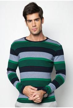 Zaldy Mens Pullover