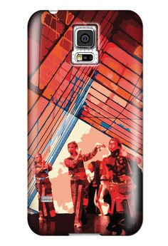 Traditions Transcending Time Matte Hard Case for Samsung Galaxy S5