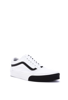 5456bc8701a91e VANS Color Block Old Skool Sneakers Php 3