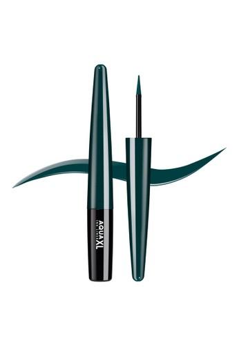 MAKE UP FOR EVER green AQUA XL INK LINER - Extra Long-Lasting Waterproof Liquid Eyeliner 1,7ML M-30 91685BEAC51F67GS_1