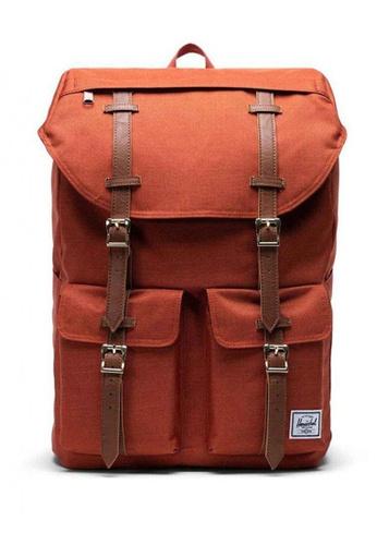 Herschel red Buckingham Backpack 2B4EDACEA3585BGS_1
