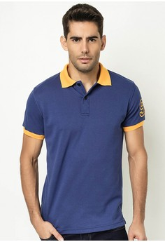 Men's Classic Polo with Print