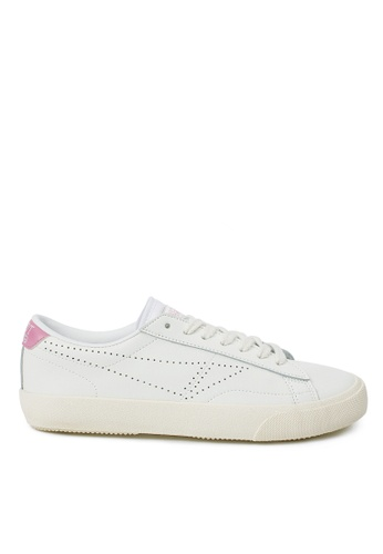 TOUCH GROUND white and pink Vintage Tennis PINK TO294SH0GTT9SG_1