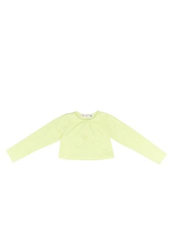 Babybol yellow Basic Cotton Cardigan F5E39KAF7F693AGS_1