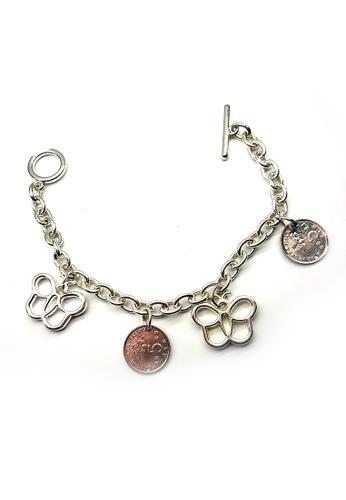 Paulini silver Charm Bracelet Tiffany (R) PA011AC15YJSMY_1