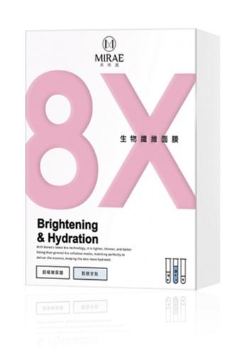 Mirae Mirae 8x Bio Cellulose Mask 3s [#Brightening] MI728BE0S6QSMY_1