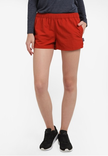 Patagonia red Barely Baggies Shorts PA549AA0RQDMMY_1