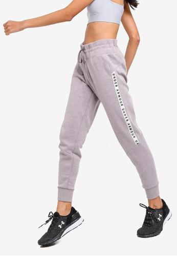 UA Taped Fleece Pants