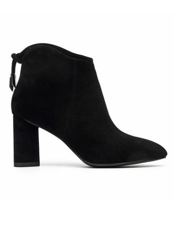 Byford black Pear Ankle Boots E7C4DSH3298E2DGS_1
