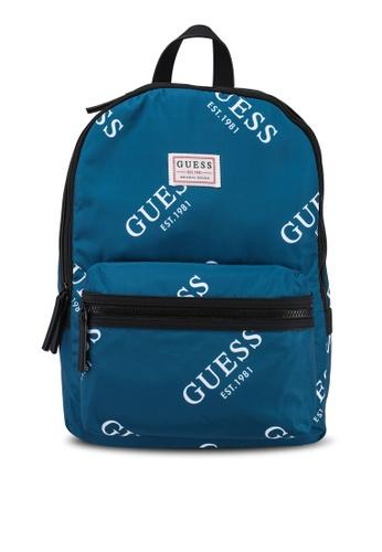Guess navy Originals Backpack 5D873AC317A71DGS_1