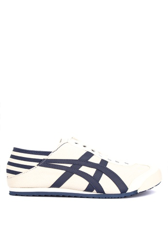 Onitsuka Tiger beige Mexico Paraty Sneakers 9125ESHAA94738GS_1